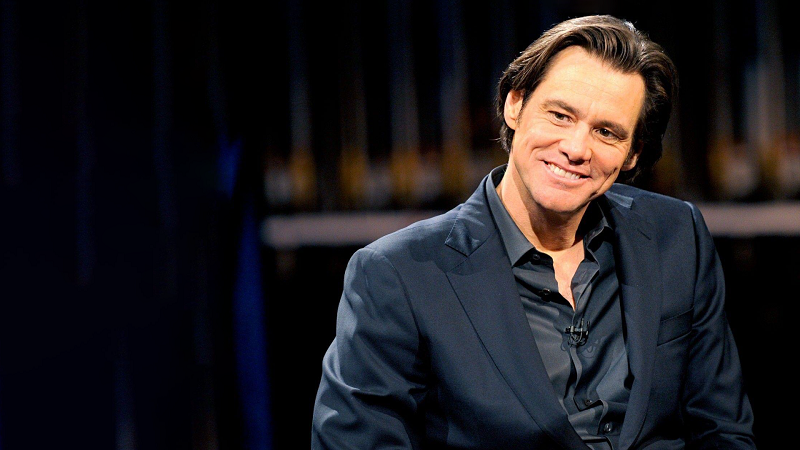 Jim Carey law of attraction