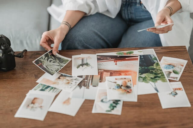 Creating your own vision board